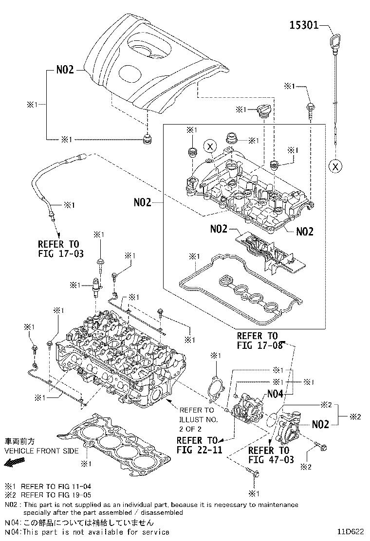 2018 Toyota Yaris Ia Pan Sub-assembly  Oil  Replaced By 12101wb002  Engine