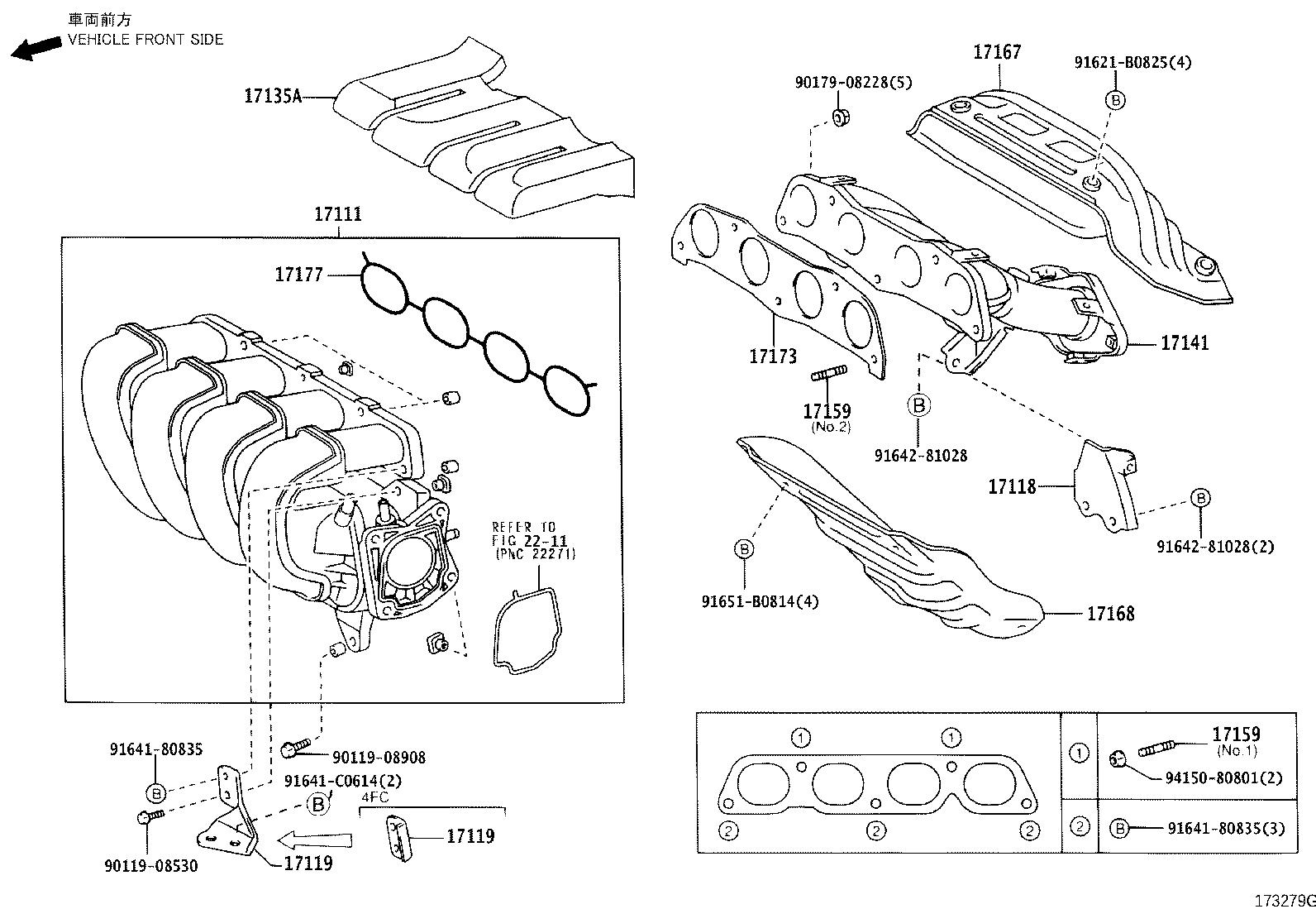 34 2005 Toyota Corolla Parts Diagram