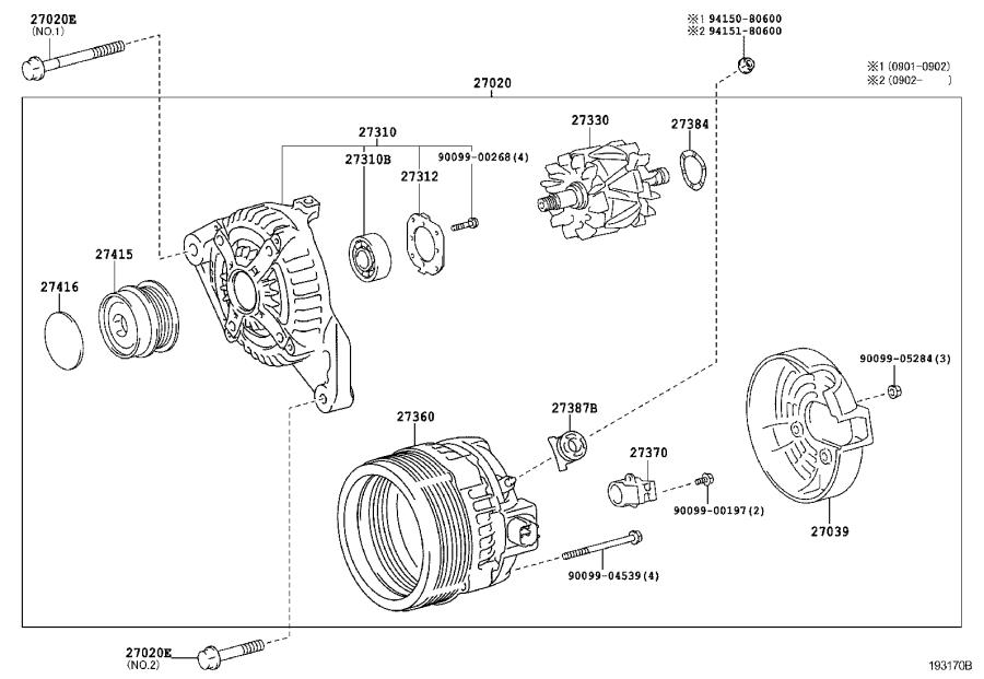 28 2007 Toyota Camry Ignition Coil Diagram