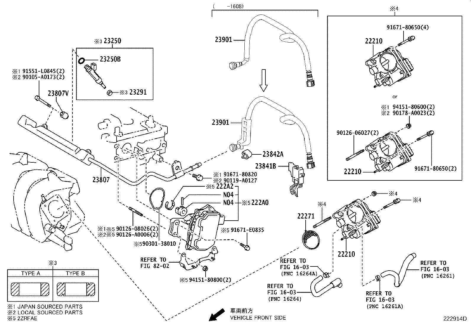 2015 Toyota Corolla Controller Assembly  Continuously