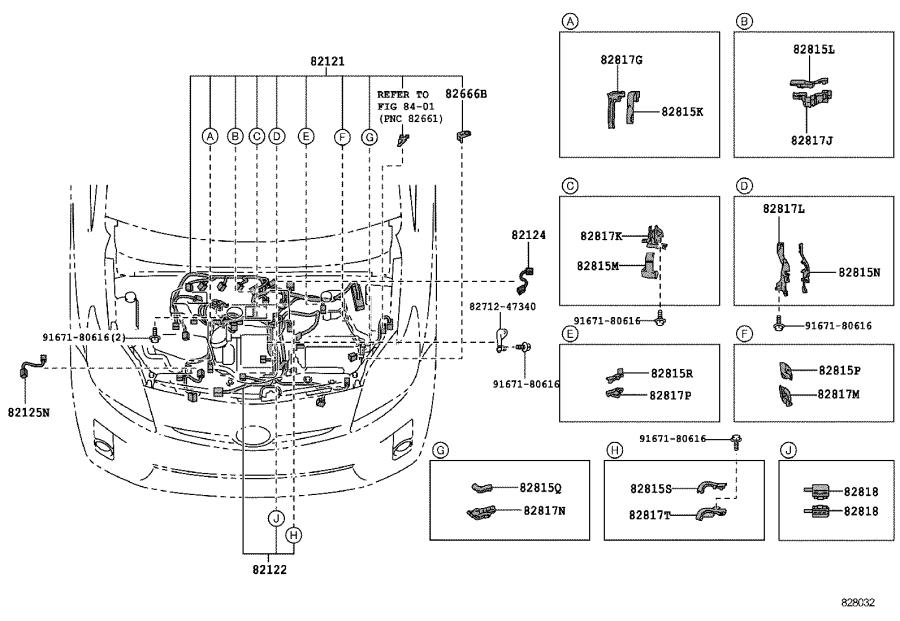 2014 toyota prius wire  engine room  no  2  wiring  electrical