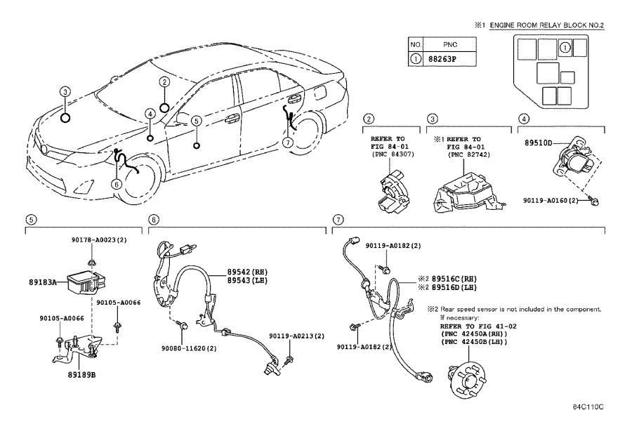 Wiring Diagram For Camry 2014