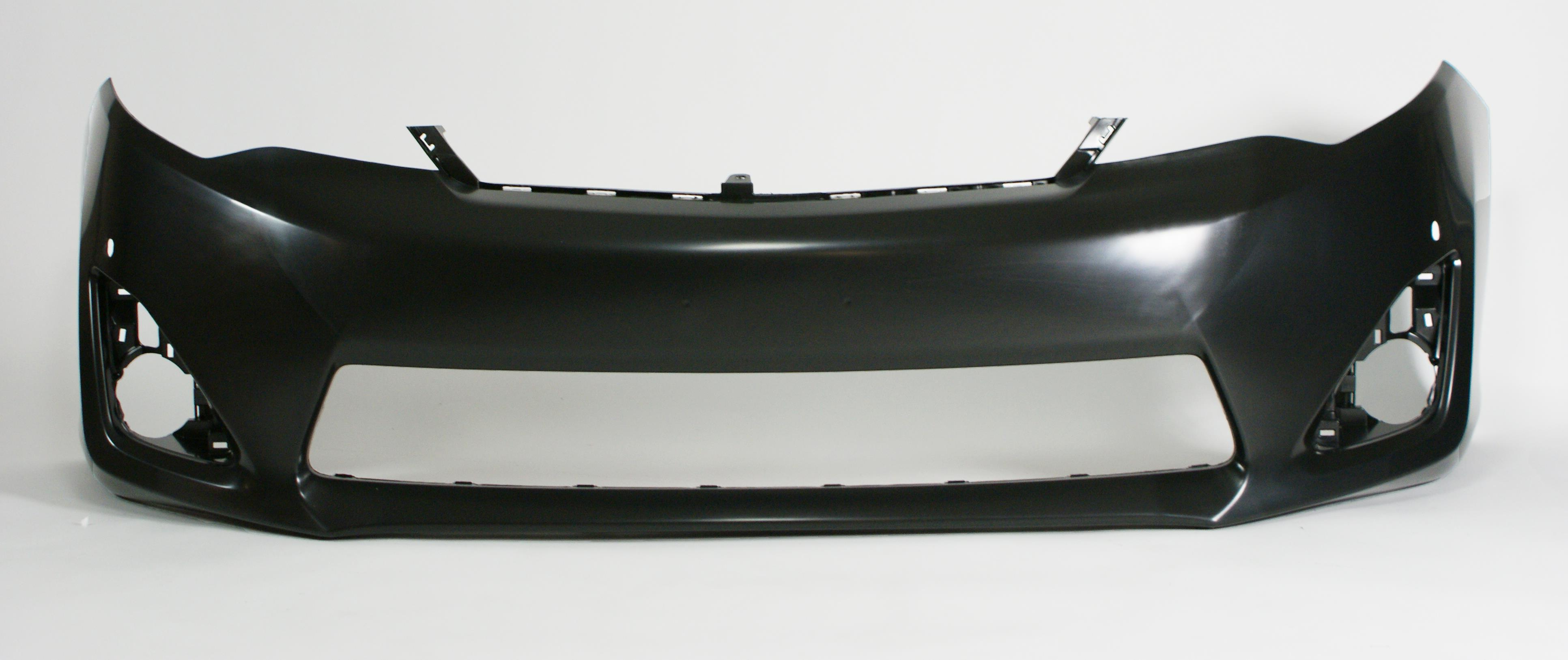 2013 Toyota Camry Cover  Front Bumper  Body  Interior