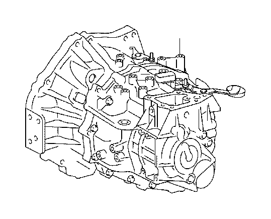 2018 toyota corolla im transaxle assembly  manual