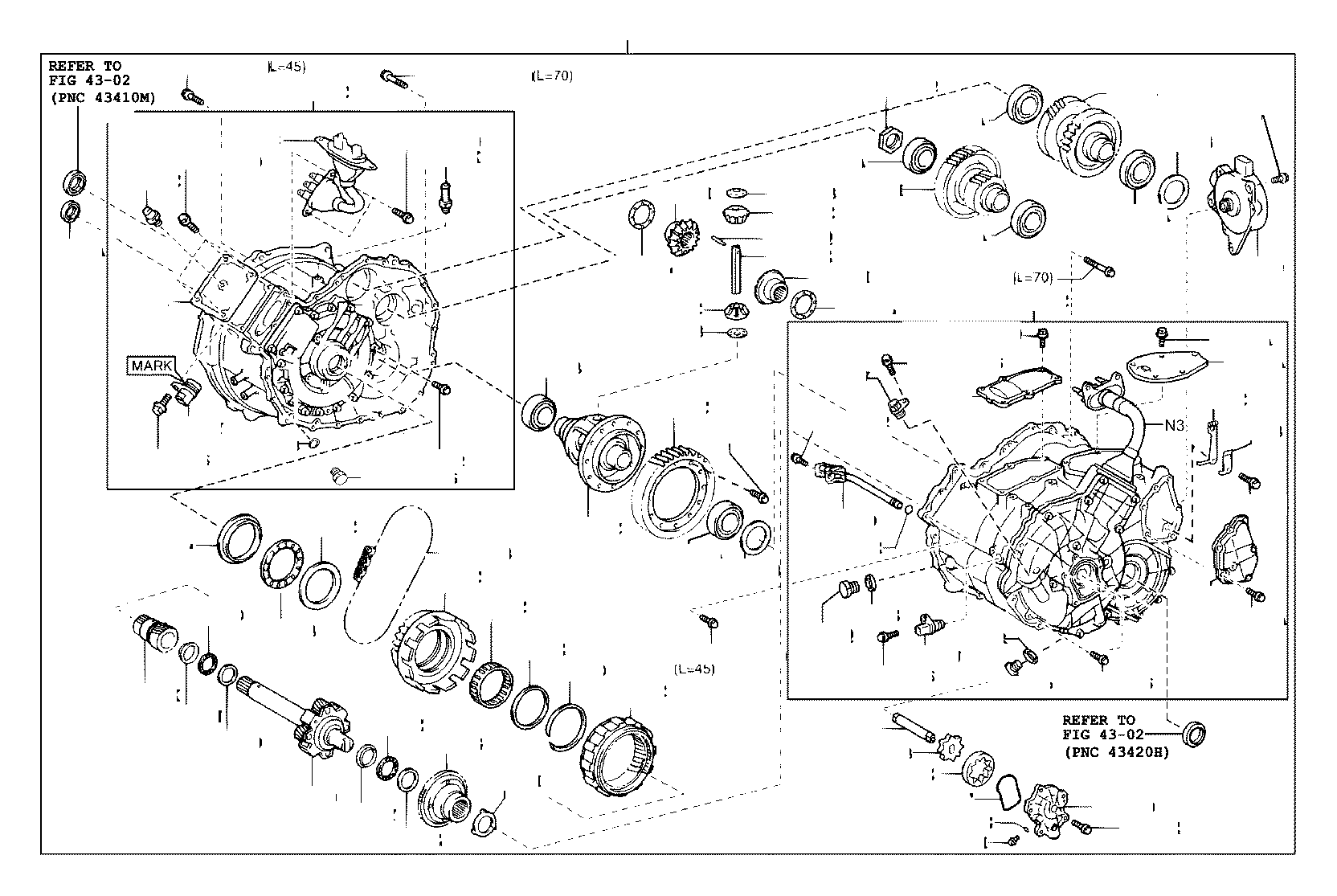 2006 toyota prius bearing  radial ball for conter drive