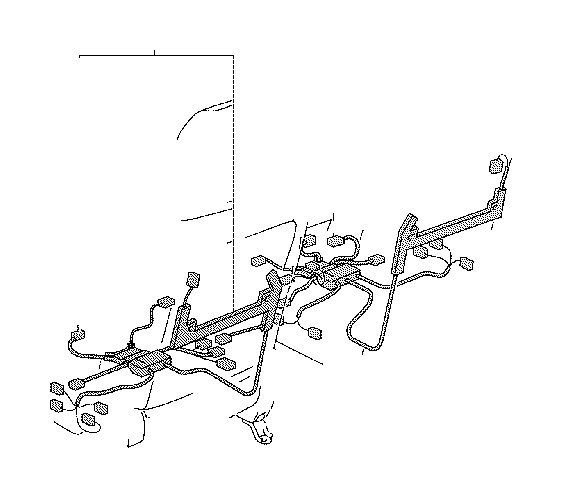 2010 toyota camry connector  wiring harness